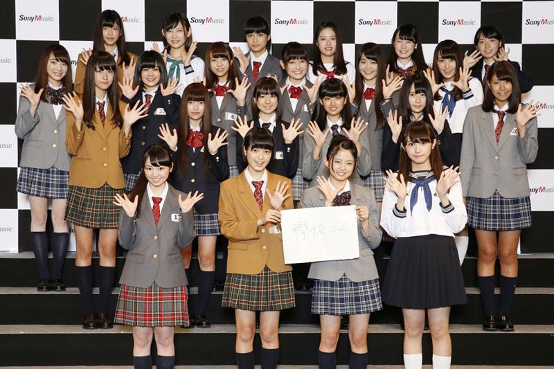 乃木坂46に続く坂道シリーズ第2弾、「鳥居坂46」改め、「欅坂46」(けやきざか46)誕生サムネイル画像