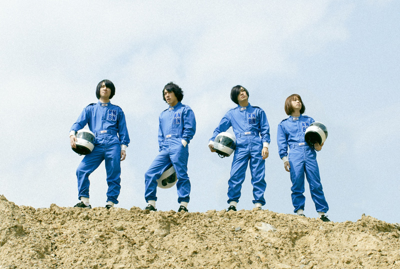 KANA-BOON 夏休みの終わりにニューシングル発売決定サムネイル画像