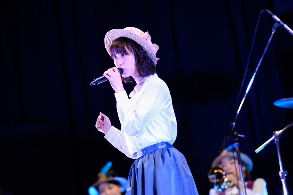 松井玲奈 SKE48卒業後初のシングル曲初披露で歌詞を間違えるハプニングも「今日だけのスペシャルバージョン」サムネイル画像