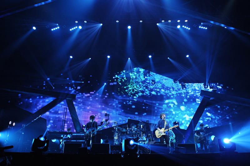 back number 初のアリーナワンマンコンサート横浜アリーナ2daysが大興奮のうちに終了サムネイル画像