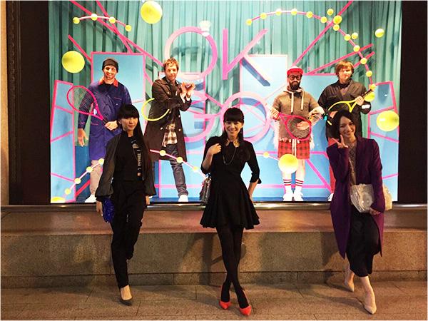 Perfume、OK Goと海外アーティスト初楽曲コラボ実現!「I Don't Understand You」がアニメ『SUSHI POLICE』主題歌にサムネイル画像