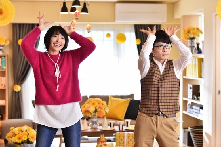 """「逃げ恥」新垣結衣が語る""""恋ダンス""""の魅力に、星野源ツッコミ。「何、今のかわいいの!」サムネイル画像"""