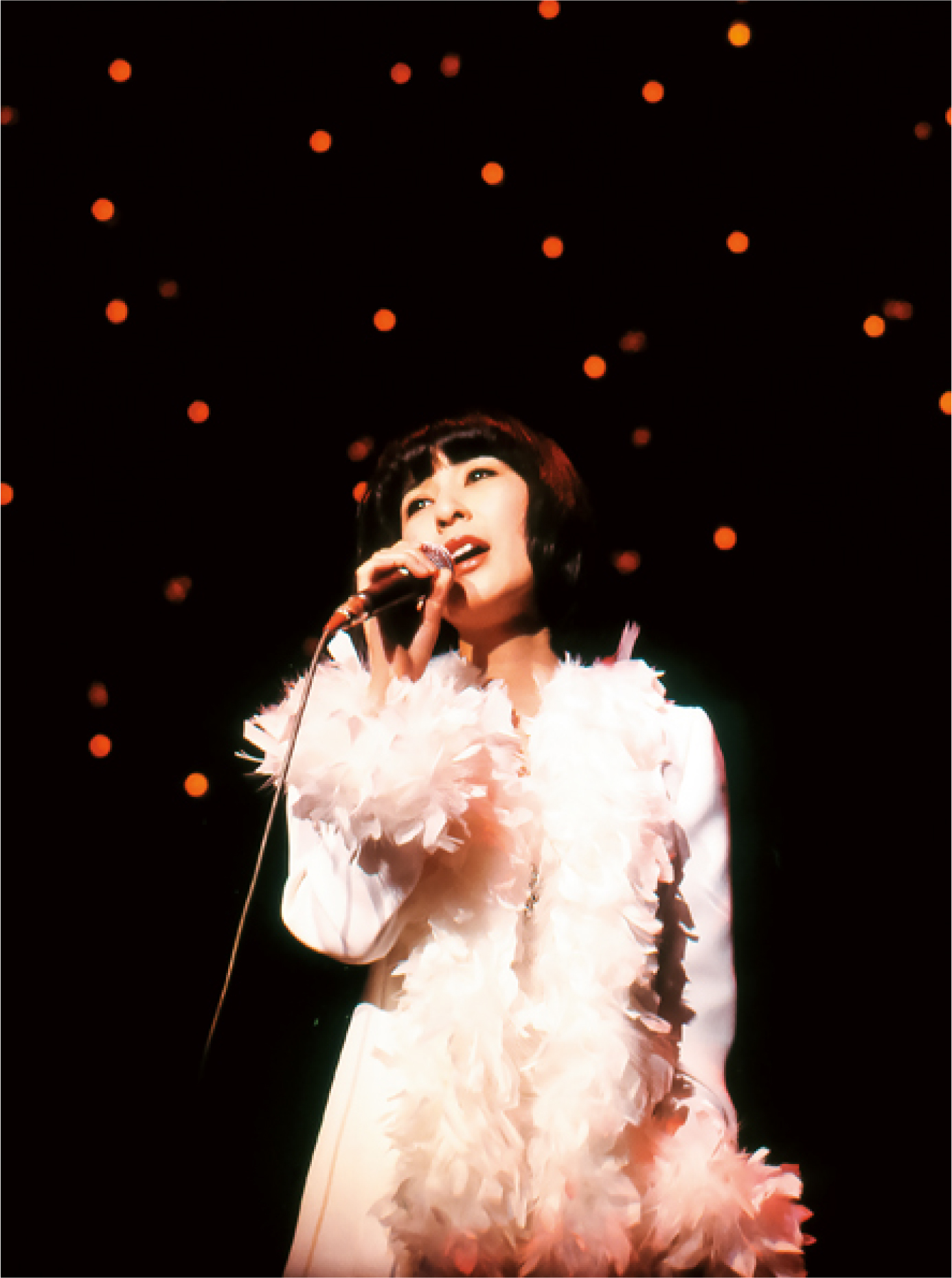 ダウンタウン松本も絶賛!宇多田ヒカルの母・藤圭子の圧倒的なステージの集大成作品が完成サムネイル画像
