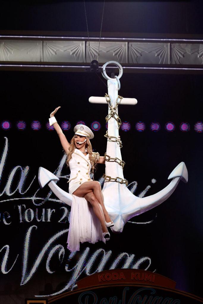 倖田來未、全51公演に及ぶツアーが台湾にてフィナーレサムネイル画像