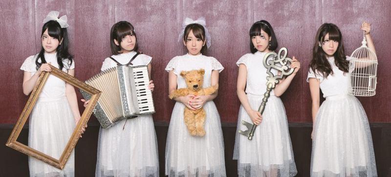 世界中に人気拡大!STARMARIEの新曲初O.A.はフランス。マルイシティ渋谷で「STARMARIEのファンタジーな世界展」開催サムネイル画像