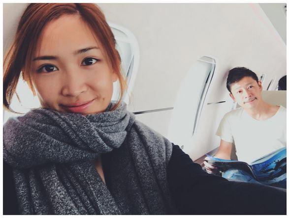 紗栄子、彼氏との2ショット写真を初公開サムネイル画像