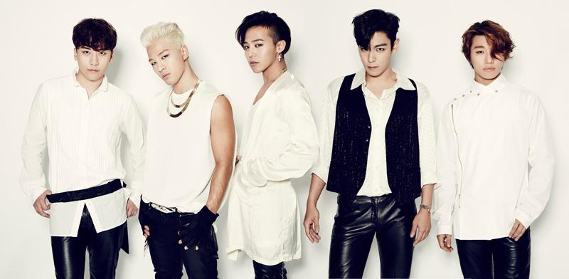 BIGBANG 日本デビュー5周年・5大ドームツアー開催を記念して、50曲収録の究極ベストアルバムを発表サムネイル画像