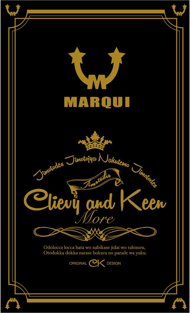 C&K、人気アパレルシューズブランド「MARQUI(マルキ)」とのスペシャルコラボモデルの販売が実現サムネイル画像