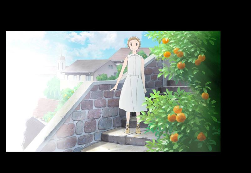 mishmash*Aimee Isobe、片渕須直監督によるアニメーションMVを公開!サムネイル画像