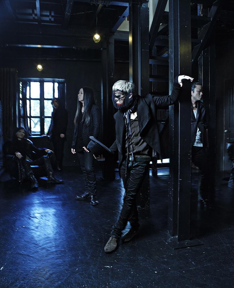 DIR EN GREYのヴォーカリスト京のソロプロジェクト・sukekiyo「漆黒の儀」追加公演緊急決定サムネイル画像