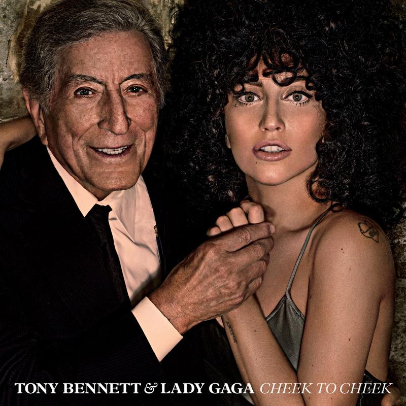 年の差60歳!レディー・ガガ、トニー・ベネットとの奇跡のコラボレーション・アルバム詳細明らかにサムネイル画像