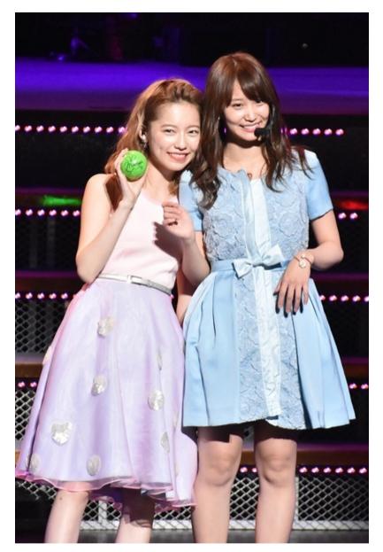 AKB48・永尾まりや、ぱるるからの手紙に「泣き叫びそうに」2ショットも公開。サムネイル画像