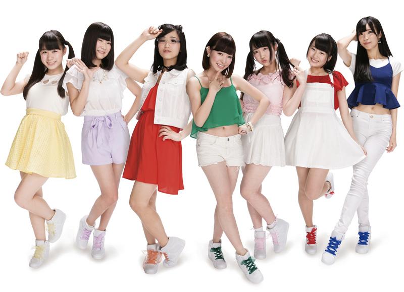 大須商店街発祥アイドルのスピンオフ7人組「まねきねこ from OS☆U」が 第1弾、両A面シングルを7/29にリリースサムネイル画像