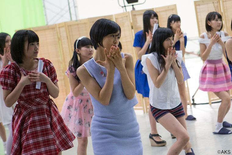 指原自ら直談判!HKT48 4thシングル「控えめI love you ! 」の振り付けはKABA.ちゃん!MVを公開サムネイル画像
