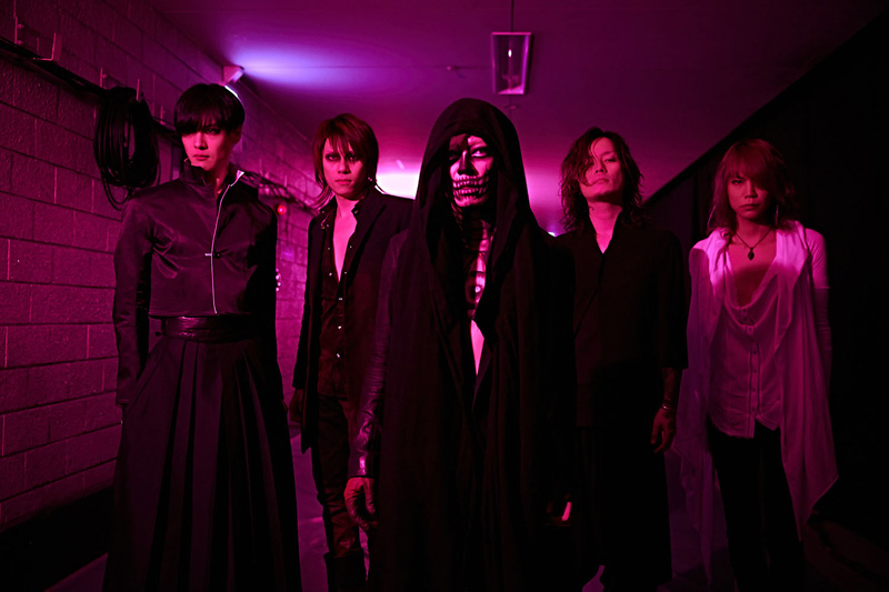 "DIR EN GREY、完売続出「TOUR14 PSYCHONNECT -mode of ""GAUZE""?-」に追加公演決定サムネイル画像"