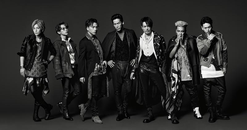 三代目JSB、新曲MV公開!次なる世界は7つのキャラクターが織り成す和モダン・ストリートサムネイル画像
