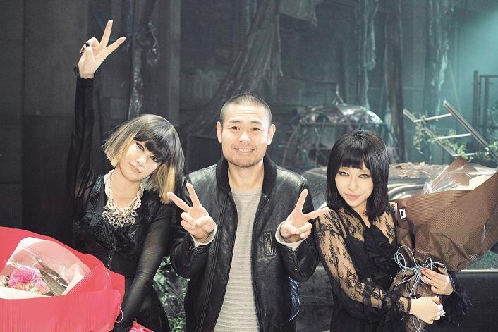 中島美嘉と加藤ミリヤのコラボ曲、MVの監督には品川ヒロシを起用サムネイル画像