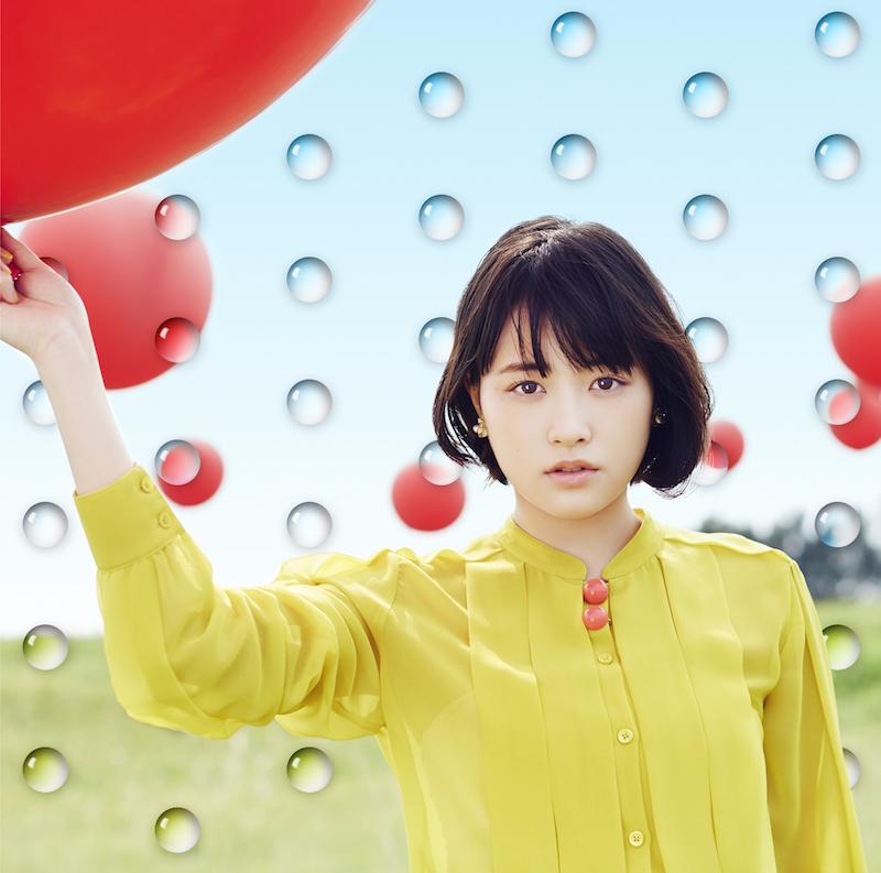 月9出演決定の大原櫻子、20歳を迎えて初の2ndアルバム『V(ビバ)』を6月29日(水)にリリース決定サムネイル画像