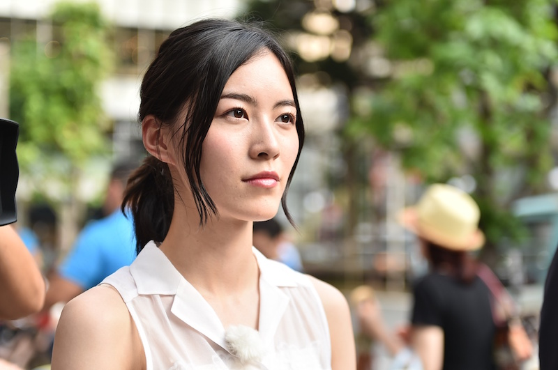 """SKE48・松井珠理奈、""""選ばれる側から選ぶ側""""へ。TBS選挙特番で、初の18歳選挙の""""顔""""に。サムネイル画像"""