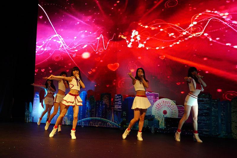 東京女子流 初のベトナムLIVEパフォーマンスで手応え、来月はタイのイベントに出演へサムネイル画像