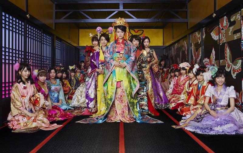 「FNSうたの春まつり」に、AKB48、ももクロの出演が決定サムネイル画像