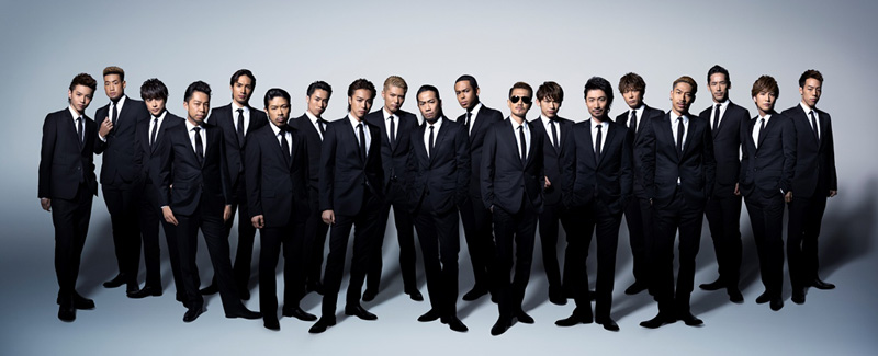 """EXILE TRIBE×MUSIC ON! TV""エムオン!が2ヶ月にわたり、EXILE TRIBEを徹底解剖サムネイル画像"