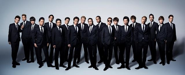 新生EXILEの第1弾シングル「NEW HORIZON」が発売決定!『お台場新大陸2014』のテーマ曲に決定サムネイル画像