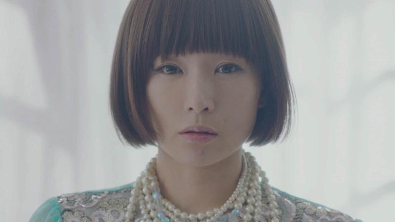 椎名林檎新作ミュージック・ビデオ「ありきたりな女」公開サムネイル画像