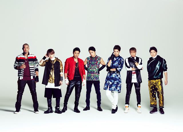 GENERATIONS from EXILE TRIBEニューアルバム『GENERATION EX』1stから2作連続アルバム首位獲得サムネイル画像
