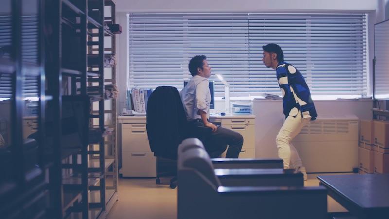 山猿の新曲「DREAMER」に杉村太蔵が熱血教師役として初MV出演サムネイル画像
