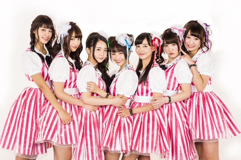 7人組アイドルユニット「palet」の1stフルアルバム「LOVE n' ROLL !!」の収録内容&アーティスト写真が公開サムネイル画像