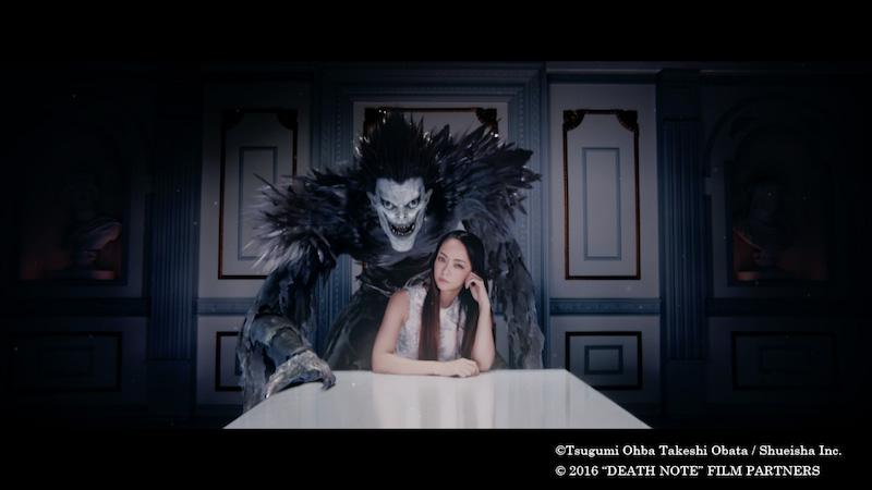 藤原竜也、松山ケンイチの続投でも話題!新作・デスノート劇中歌MVで、安室が死神・リュークとコラボサムネイル画像