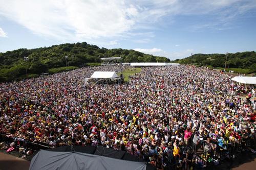 九州男主催イベントMUSIC LIFE13 in 長崎にBENI、ハジ→、ハジメノヨンポ参加サムネイル画像