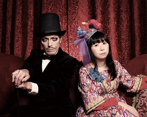 谷山浩子、ROLLYとのコラボ・アルバム からくり人形楽団 第2弾発売決定サムネイル画像