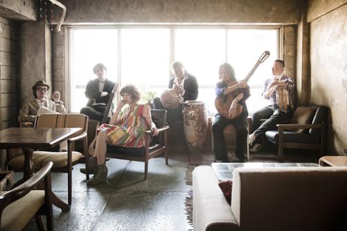 Immigrant's Bossa Band 2年ぶりのオリジナルアルバムがリリース!サムネイル画像