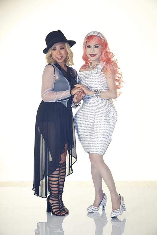 JAMOSA 新曲MVでデヴィ夫人が歌姫に!サムネイル画像