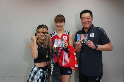 倖田來未、新曲が「バレーボール・ワールドグランドチャンピオンズカップ2013」テーマソングにサムネイル画像