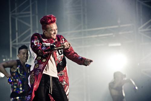 """BIGBANGリーダー""""G-DRAGON""""の貴重映像が日本のスクリーンで世界最速公開サムネイル画像"""