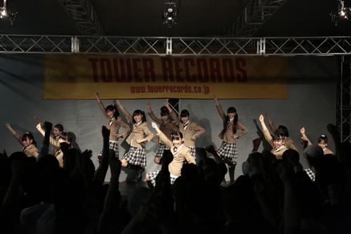 さくら学院 2013年度 新体制第1弾シングル「顔笑れ!!」リリース記念ミニ・ライブ・イベント開催サムネイル画像
