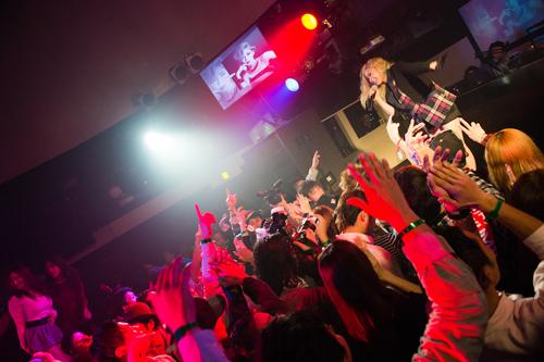 人気モデルに豪華アーティストが集結!ファッションと音楽の融合イベント「Venus-Boss Night」大盛況サムネイル画像