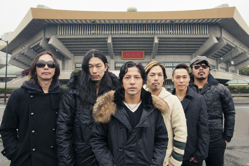 Dragon Ash 初の日本武道館公演が決定サムネイル画像
