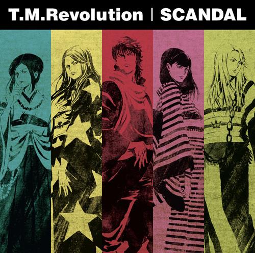 T.M.RevolutionとSCANDALのガチバトル?!サムネイル画像