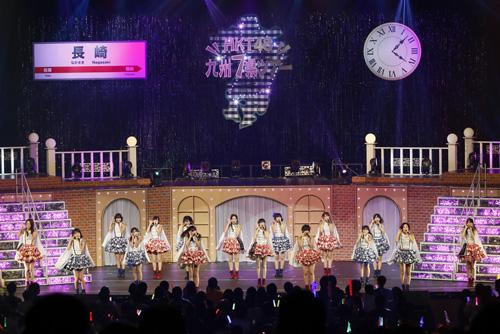 HKT48九州7県ツアーで3rdシングルタイトル&選抜メンバー発表サムネイル画像