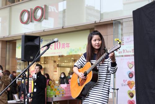 沖縄出身のシンガーソングライター・Suzu(すず)が、デビューミニアルバム発売前日に2つのイベント出演!1stシングルリリースの発表もサムネイル画像
