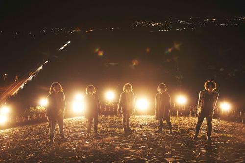 話題の5人組バンド、HAPPY初のMusic Videoが完成サムネイル画像