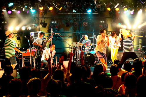 ワンダフルボーイズのリリースパーティにbonobosの出演が決定サムネイル画像