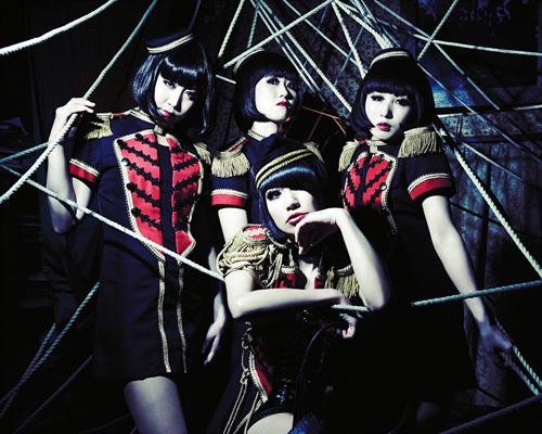 キノコホテル、4枚目のオリジナル・アルバム『マリアンヌの呪縛』が完成サムネイル画像
