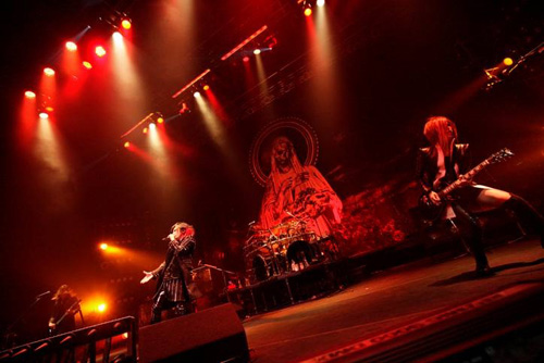 the GazettE、待望のNEW LIVE DVD 5月21日発売!夏のファンクラブツアーの詳細も発表サムネイル画像