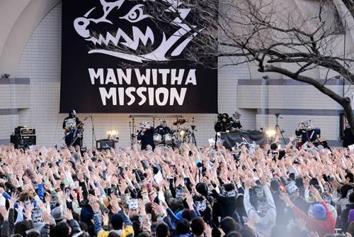 2929匹+5匹のオオカミが渋谷に氾濫!?サムネイル画像