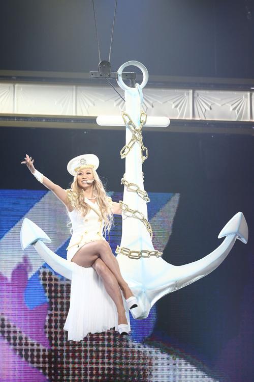 倖田來未、約3年ぶりの全国ホールツアーがスタートサムネイル画像